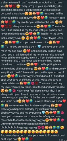 Happy Birthday Best Friend Quotes, Boyfriend Birthday Quotes, Happy Birthday Jaan, Cute Messages For Boyfriend, Cute Texts For Him, Birthday Captions, Cute Relationship Texts, Real Friendship Quotes, Instagram Quotes