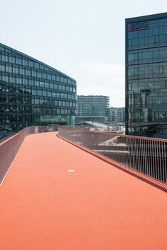 Bicycle Snake, Copenhagen, Denmark by DISSING+WEITLING Architecture