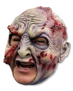Rotted Zombie Maske #HalloweenMask #Mask #LatexMask #HorrorMask #Zombie #ZombieMask