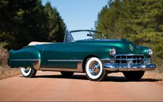 1949 Cadillac Series 62 Convertible Coupe More
