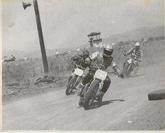 pinterest vintage flat track | Vintage Flat Trackers