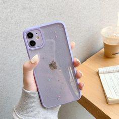 Iphone 7 Plus, Iphone 6, Coque Iphone, Free Iphone, Apple Iphone, Glitter Phone Cases, Cute Phone Cases, Clear Phone Cases, Iphone Cases Bling