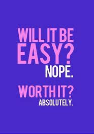 Will it be easy? Worth it? Absolutely quotes quote fitness workout motivation exercise motivate fitness quote fitness quotes workout quote workout quotes exercise quotes Check out Dieting Digest Motivacional Quotes, Great Quotes, Quotes To Live By, Life Quotes, Famous Quotes, Study Quotes, Relationship Quotes, You Can Do It Quotes, Exam Quotes