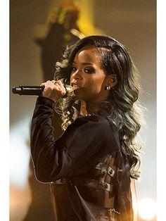 Rihanna *Hair Colors for the fall