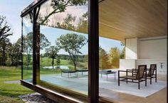 EQUIPOS DE CALEFACCIÓN. Las superficies vidriadas con DVH son las más adecuadas para mantener el calor. - Paul Warchol