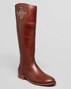 Get 2.8% cash back on these beautiful Tory Burch Riding boots with StuffDOT! #dotshopsave
