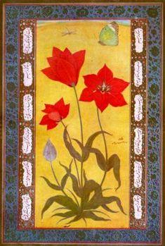 Mansurtulip - Mughal painting - Wikipedia, the free encyclopedia