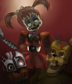 * FNaF Pizzeria Simulator * Fan art * Enjoy the great representation of the Baby and her FRIENDS *Visit me on the: * Facebook: <www.facebook.com/profile.php?i…> * Youtube: <www.yout...