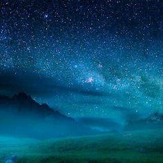 nel cielo stellato troveró anche te