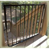 Stairway Special Child Gate By Cardinal Gates | Child Gates, Safety Shop  And Free Delivery