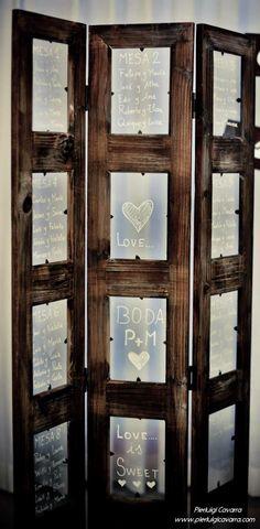 Stand Wedding Weekend Gran Hotel Solymar. Feria Bodas. Seating Rustico