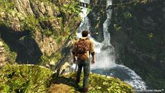 Nathan Drake   Uncharted: Golden Abyss   PS Vita