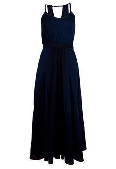 Vestido Longo Loop Listras - Compre Agora | Dafiti
