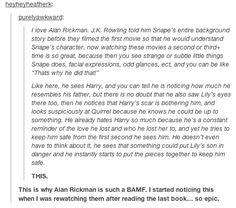 The Harry Potter Fandom of Tumblr is amazing.