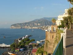 Another view of Sorrento, Italy