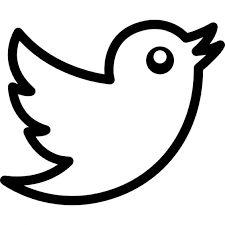 Znalezione obrazy dla zapytania zarys ptaka