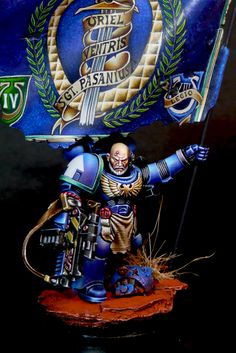 U.K. 2013 - Figurine Individuelle Warhammer 40,000 - Demon Winner, le site non officiel du Golden Demon