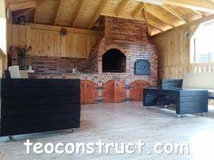 modele foisoare din lemn 02 Pergola, Outdoor Structures, Metal, Diy, Home Decor, Houses, Italia, Decoration Home, Bricolage