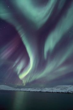 Northern lights Iceland by Olgeir Andrésson**