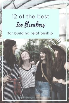 Need some new ice breaker ideas? Here's our favourites! We love these both for…