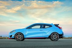 The 2019 Hyundai Veloster Is Finally A True Hot Hatchback Competitor - CarBuzz