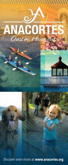 #Anacortes #Travel #Brochure #Washington