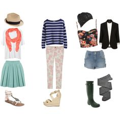 Spring Outfit Ideas