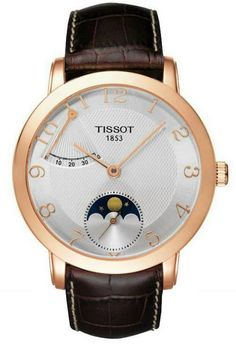 Tissot Sculpture Line Moonphase Baby Breguet Watch   tissot