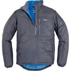 Rab Generator Pull On Jacket - used on Irish grams Ultralight Backpacking, C2c, Irish, Coast, Jackets, Camping, Clothes, Fashion, Down Jackets