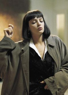 "Uma Thurman, ""Pulp Fiction"""