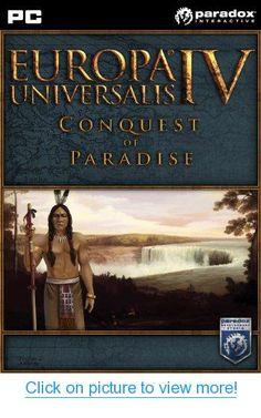 Europa Universalis IV: Conquest of Paradise (Mac) [Online Game Code] #Europa #Universalis #IV: #Conquest #Paradise #Mac #Online #Game #Code