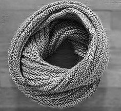 Ravelry: Divergent Cowl Abnegation pattern by MaryAnn Designs