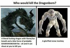 Skyrim belongs to the nords