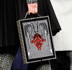 If It's Hip, It's Here: Fabulous Fendi iPad Cases Combine Luxury and Accessibility in Tapestry, Fur and Leather.