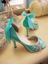 Blue Shoes Beach Wedding Tiffany Blue Wedding Bridal by Parisxox, shoes shoes fashion shoes shoes Turquoise Wedding Shoes, Blue Bridal Shoes, Blue Shoes, Turquoise Shoes, Tiffany Blue Weddings, Tiffany Wedding, Azul Tiffany, Crystal Shoes, Beach Shoes