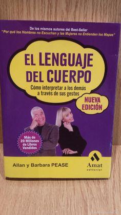 EL LENGUAJE DEL CUERPO. ALLAN Y BARBARA PEASE. ED / AMAT - 2006. COMO NUEVO.