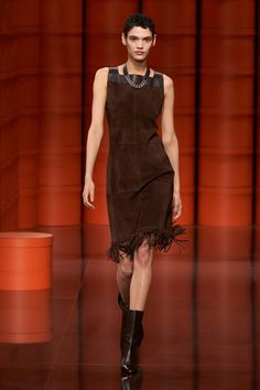 Hermès Fall 2021 Ready-to-Wear Collection - Vogue Spring Summer Fashion, Autumn Fashion, Hermes, Stylish Outfits, Fashion Outfits, Stylish Clothes, Womens Fashion, Fashion Beauty, Fashion Looks
