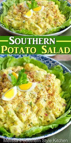 Making Potato Salad, Potato Salad Recipe Easy, Loaded Potato Salad, Potato Salad With Bacon, Potato Food, Italian Chopped Salad, Chopped Salad Recipes, Chopped Salads, Italian Salad