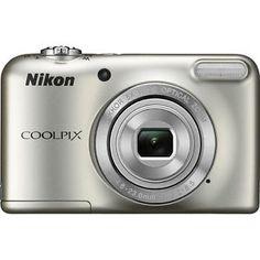 Nikon COOLPIX L29 16.1 MP Digital Camera w... Sale Price $34.00  List Price $99.00 | 66% OFF