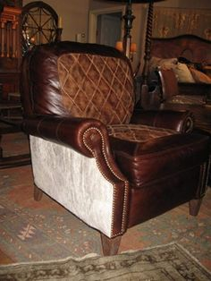 Find This Pin And More On Western Cowboy Furniture.