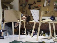 Benjamin Hubert- Seekin: Industrial designer