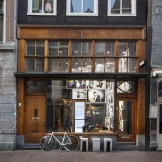 Chasin store in Amsterdam, Netherlands