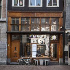Chasin store in Amsterdam, Netherlands