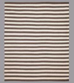 Draper Stripe Major Brown Rug: Remodelista
