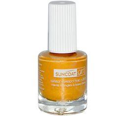 Suncoat Girl, Water-Based Nail Polish, Sunflower, 0.27 oz (8 ml)