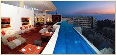 Insu Sky Bar: Nuevo Vallarta, Marival Resort