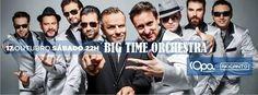 Agito Campinas / Evento: BIG BAND Big Time Orchestra @ NOCANTO