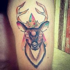 Finally my deer...