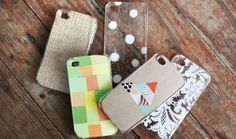 Make Your Own iPhone Case With DIY Supplies You Already Have