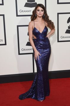 Selena Gomez - Grammy 2016